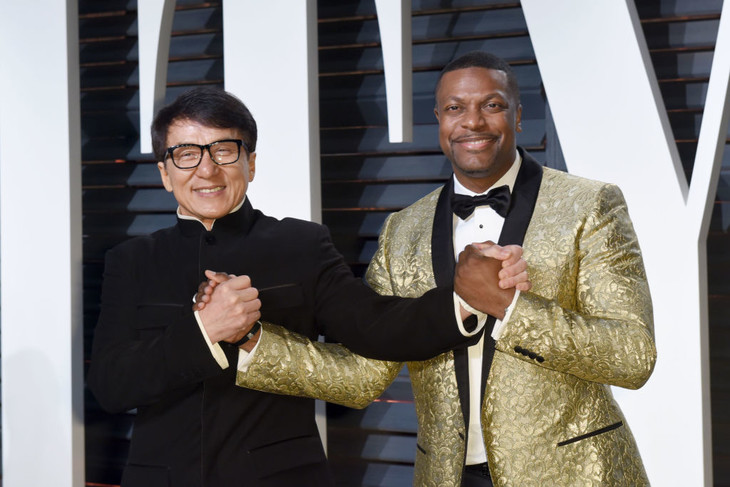 Chris Tucker Finally Reveals 'Rush Hour 4' Is In The Works
